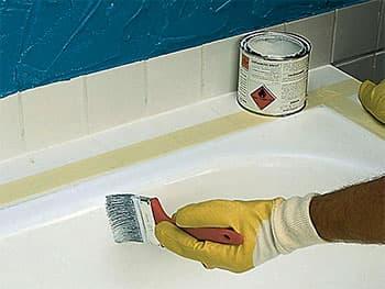 емалювання ванни