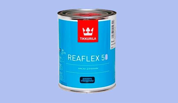 Емаль для ванни RealFlex 50