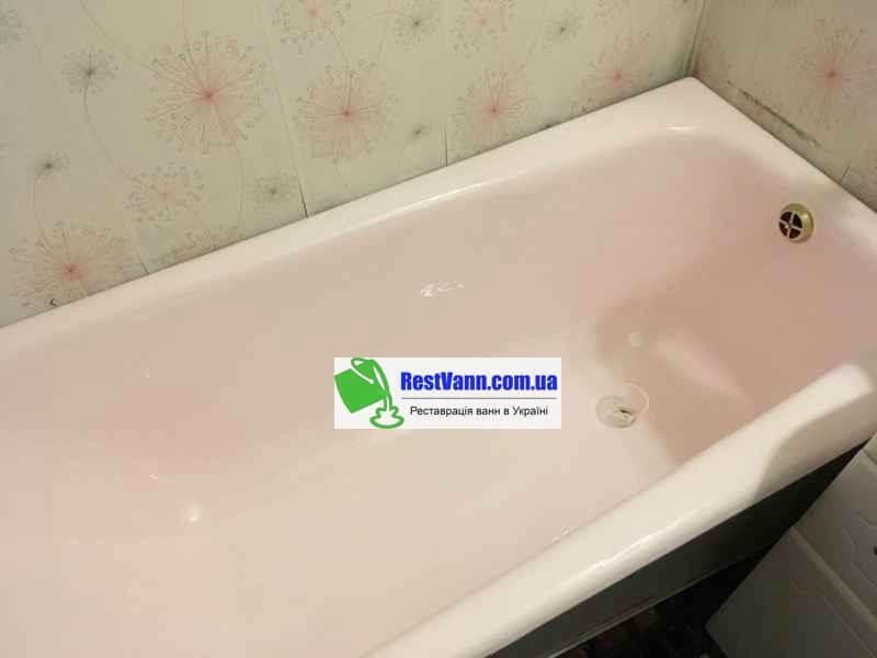 Акрилове покриття ванни