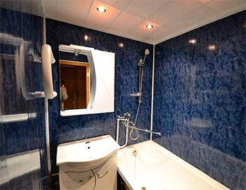 Косметичний ремонт ванної кімнати