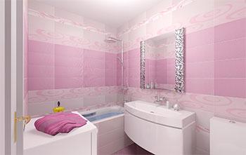 пвх панелі для стін ванної кімнати